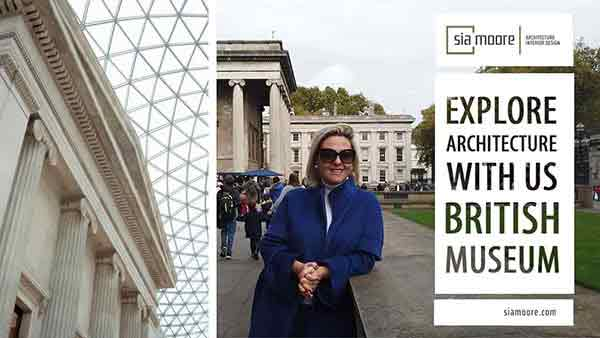 """Explore Architecture With Us: British Museum 