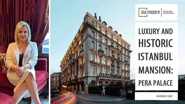 """Luxury and Historic İstanbul Mansion: Pera Palace 