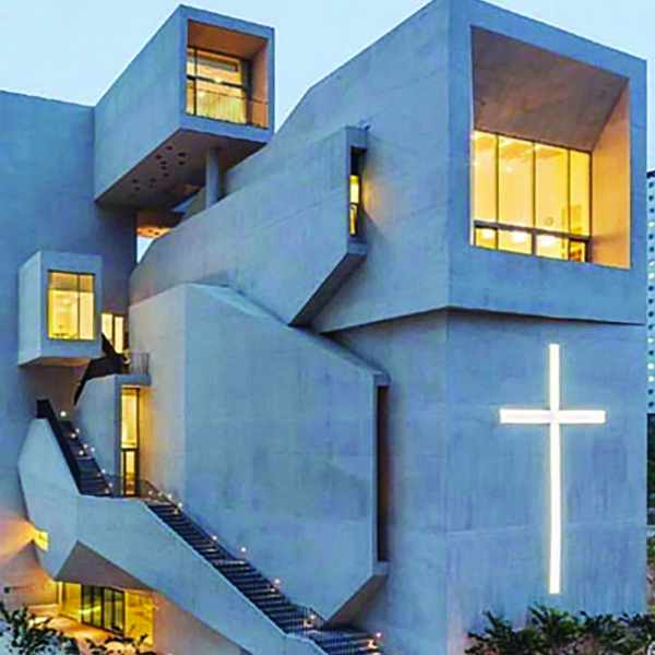 Modern Architect – The Closest Church