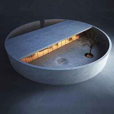 Modern Architect-The Ring House Atelier
