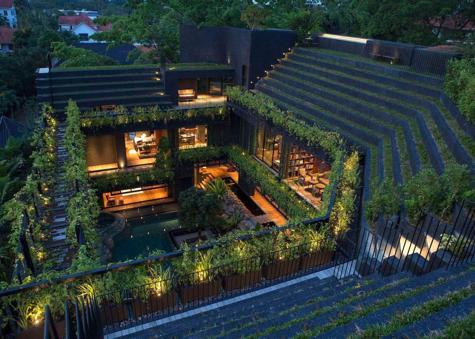 Modern Architect - Cornwall Gardens