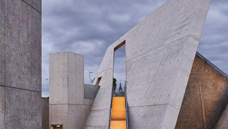 Modern Architect - National Holocaust Monument / Studio Libeskind