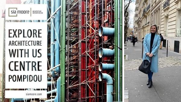 Centre Pompidou Sia Moore