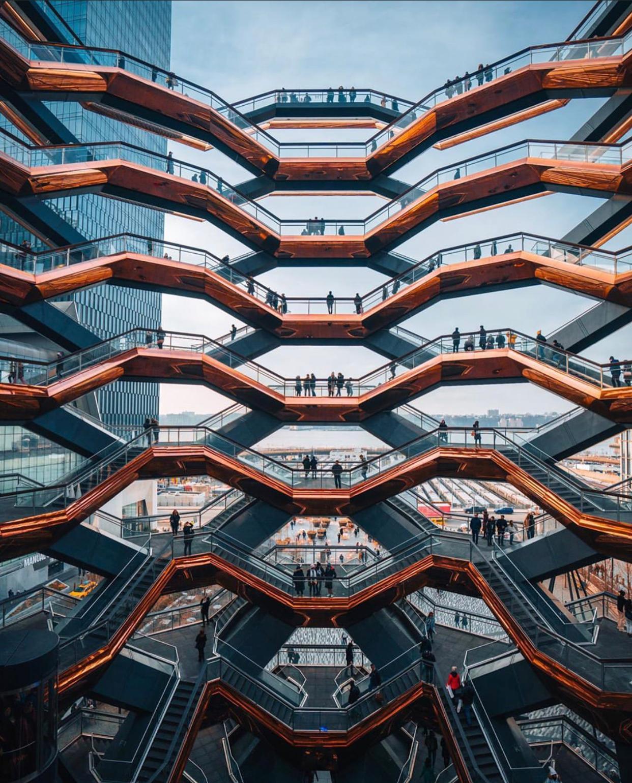 Modern Architect - The Vessel