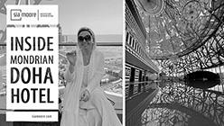 Sia Moore - Mondrian Doha Hotel Part 2