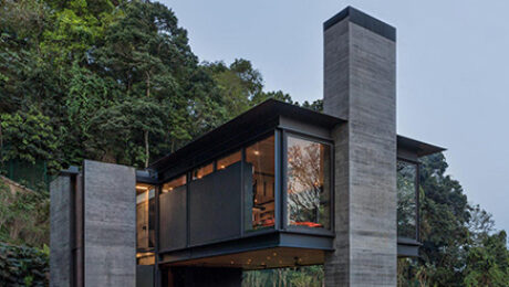 Modern Architect-Rio House