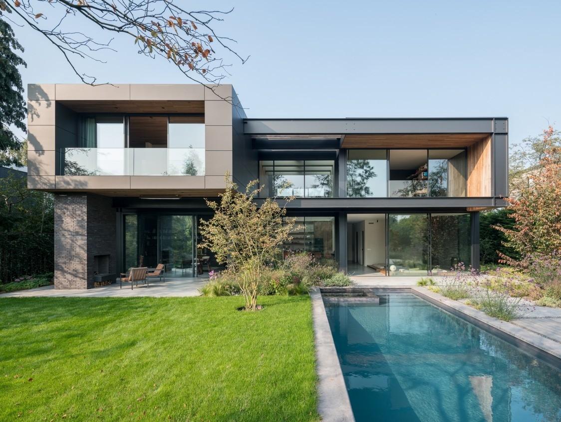 Villa Amsterdam Modern Architect