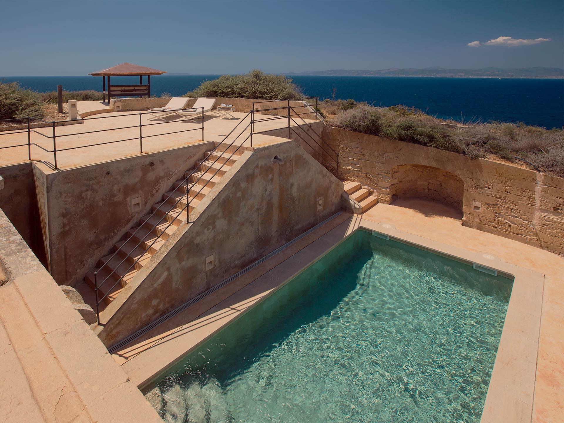 Modern Architect - Cap Rocat (2)