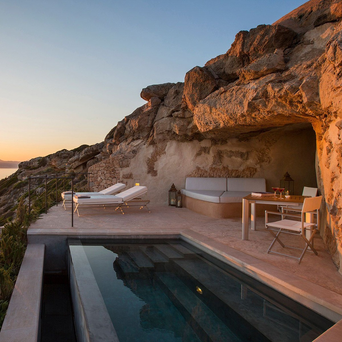 Modern Architect - Cap Rocat